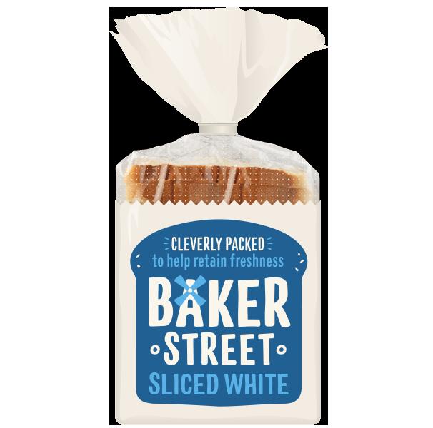 Baker Street Sliced White Loaf