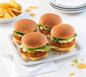 Baker Street Unseeded Burger Bun Recipe