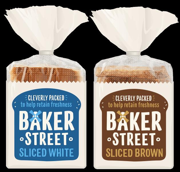 Baker Street Sliced Loaves