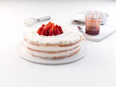 Baker Street 3 Sponge Layers Cake