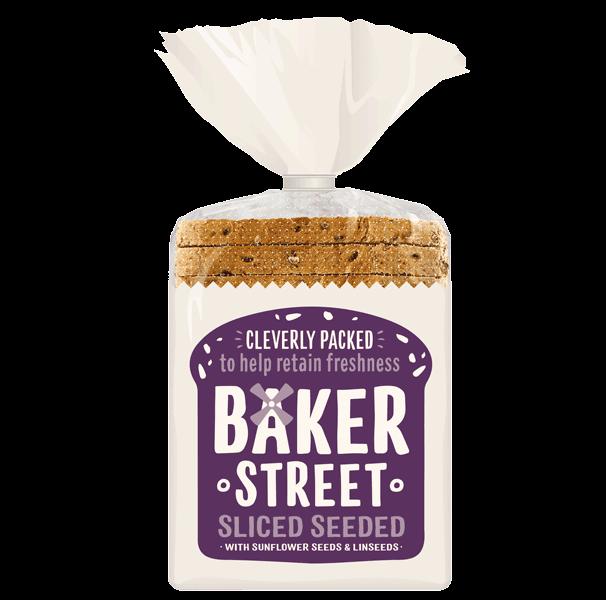 Baker Street Seeded Sliced Loaf