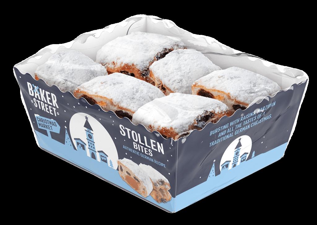 Baker Street Stollen Bites