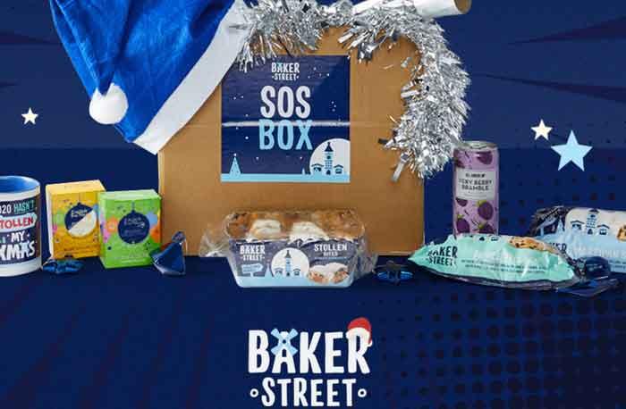 Baker Street SOS Christmas Box