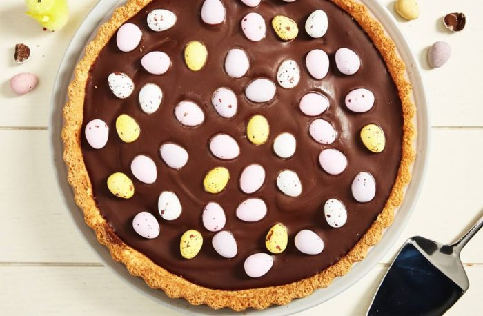 Easter Family Activity: Egg-celent Flan