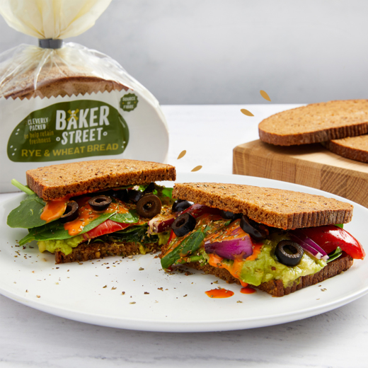 Vegetarian Recipe Ideas Plant Power Sarnie