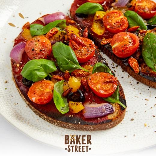 Vegetarian Recipe Ideas Vegan Pizza Toast