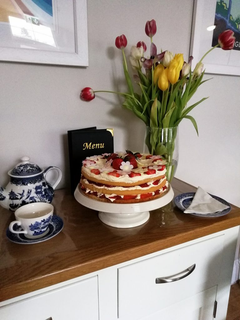 Care Home Bake Off Competition Special Mentions