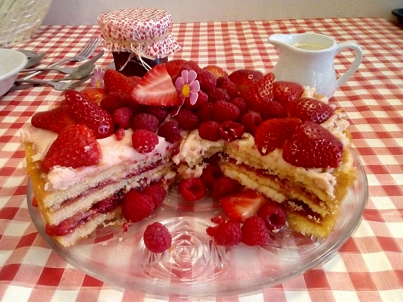 Care Home Bake Off Competition Special Mention