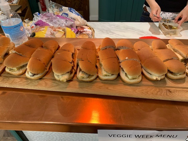 National Vegetarian Week Thursday
