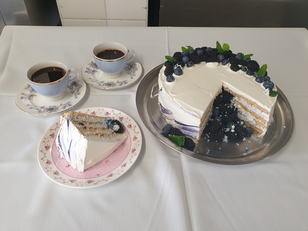 The Beeches Care Home Bake Off Competition Winner