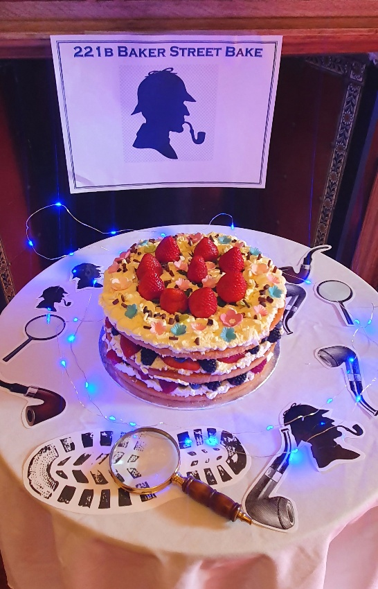 Castlebar Care Home Bake Off Competition Third Place