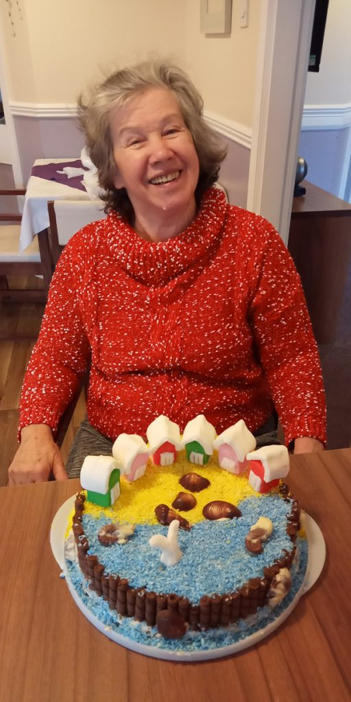 Hazelgrove Care Home Bake Off Competition Third Place