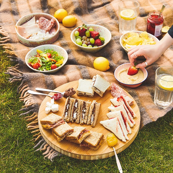 Oddball Sandwiches National Picnic Week