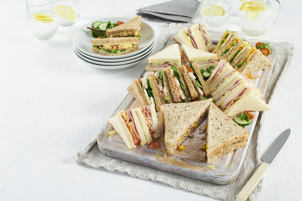 Classic Sandwiches National Picnic Week