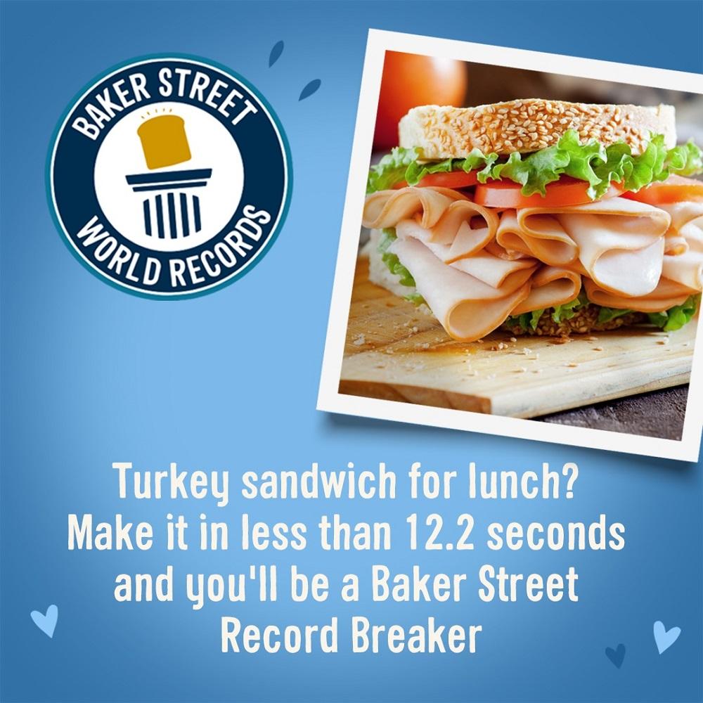 Baker Street World Record