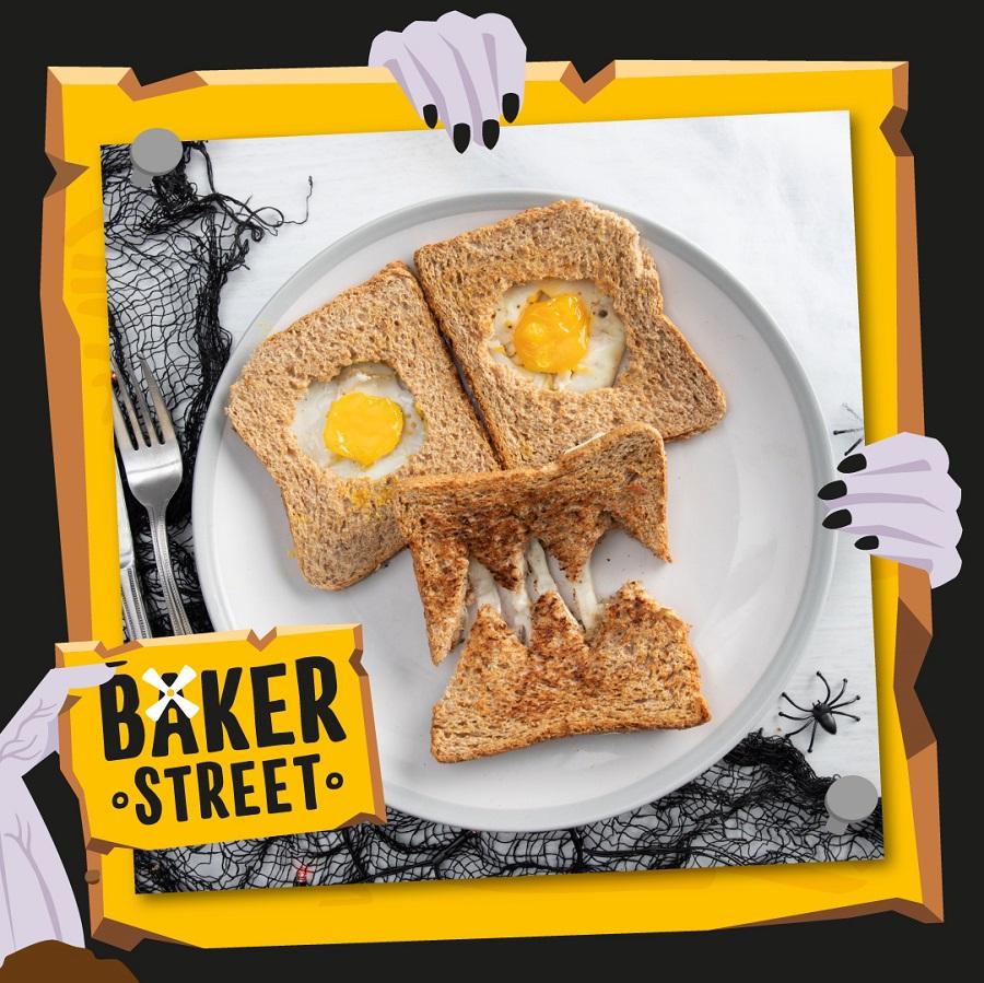 Halloween recipe ideas: Spooky Toast