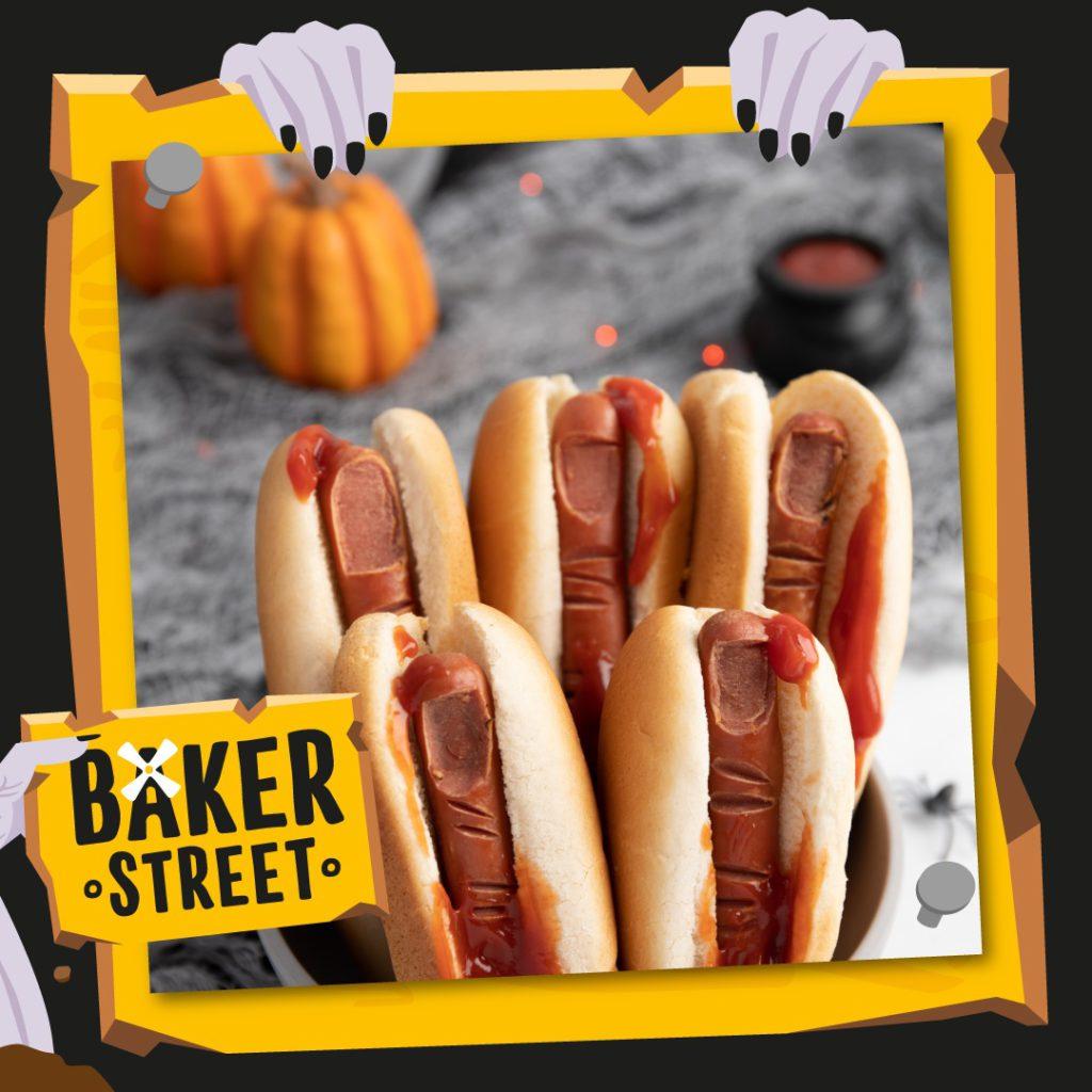 Halloween Recipe Ideas: Hot Dog Fingers